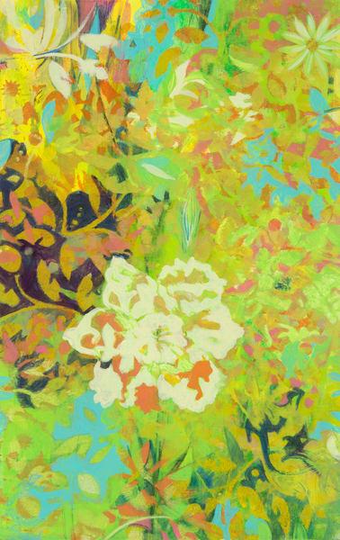 Garden Flower # 6 P Art | Debbie Dicker - Art