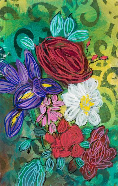 Color Explosion Art | Debbie Dicker - Art