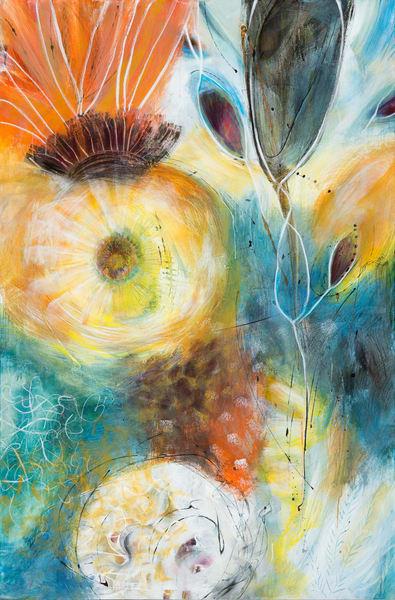 The Kelp Forest In Monterrey Art | Debbie Dicker - Art
