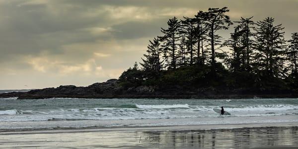 Lone Surfer No 2 | Terrill Bodner Photographic Art