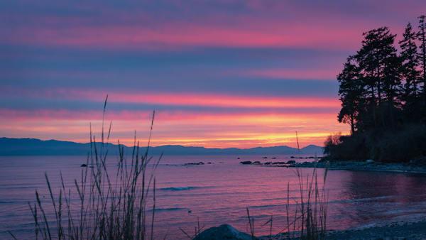 Whiffin Spit Sunset | Terrill Bodner Photographic Art