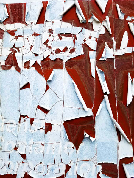 Peeling Paint #02 Art | i Art Collector