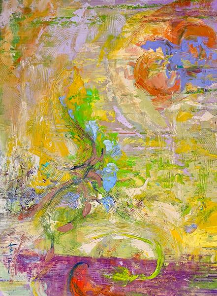 In My Happy Place Art | Dorothy Fagan Joy's Garden