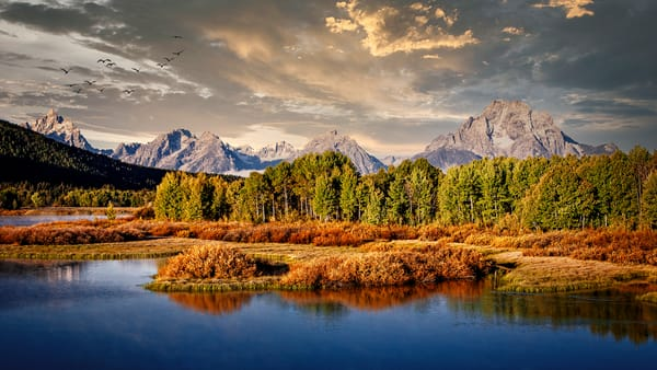 Grand Teton National Park photography for sale - Scott Kemper