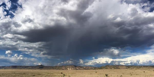 Thundercloud, La Bajada Cliffs, NM