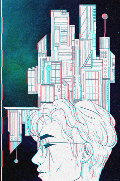 City Escape of Thoughts