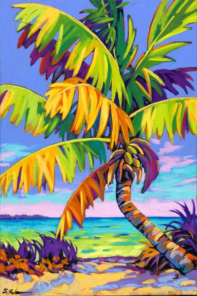 Tranquility   Sally C. Evans Fine Art