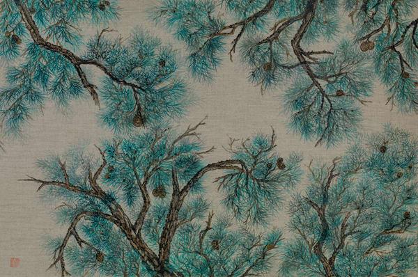 Looking Up Art   donnadacuti
