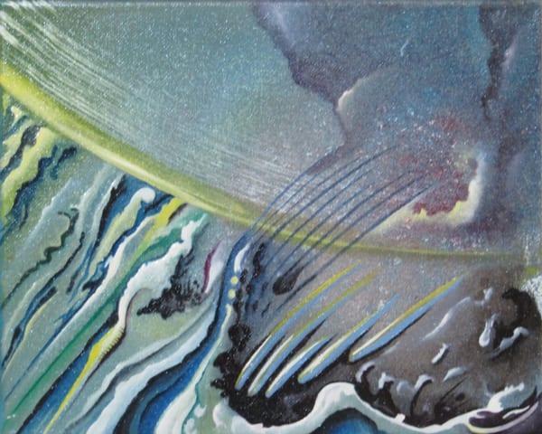 Cf1 Cloud Burst Art | Dave Jeffers Artist