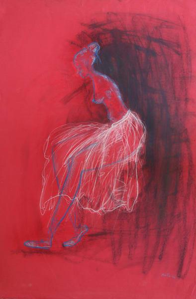 Ballerina Art | Merita Jaha Fine Art
