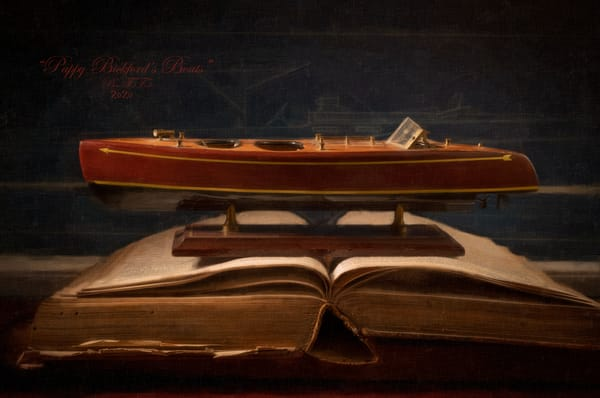 Pappy Bigford's Boats, Open Edition,