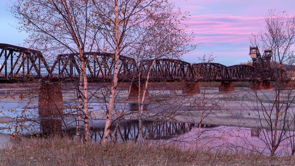 CN Train Bridge No 3 | Terrill Bodner Photographic Art