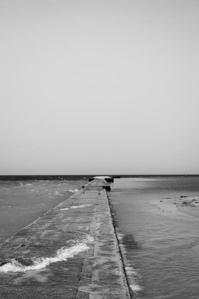 Manistee Pier Photography Art | Spry Gallery