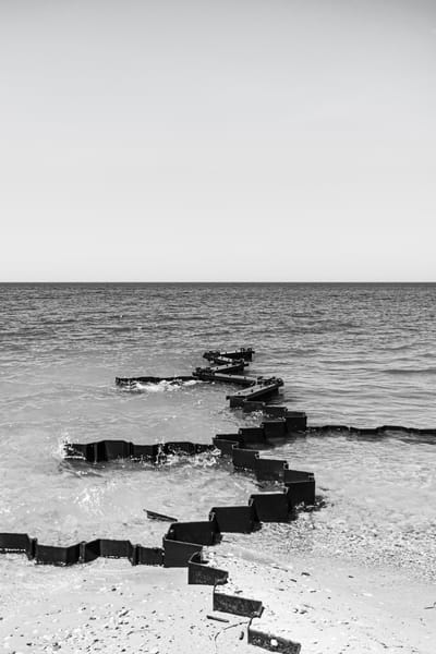Lake Michigan Remnants Photography Art | Spry Gallery