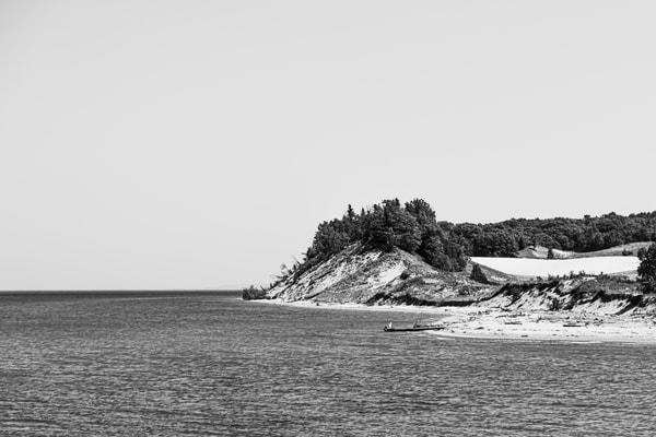 Lake Michigan Coastline Photography Art | Spry Gallery