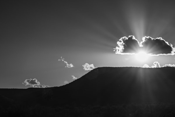 Cloud Mountain Top Photography Art | Spry Gallery