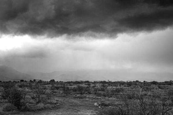 Desert Stormclouds 3 Photography Art | Spry Gallery