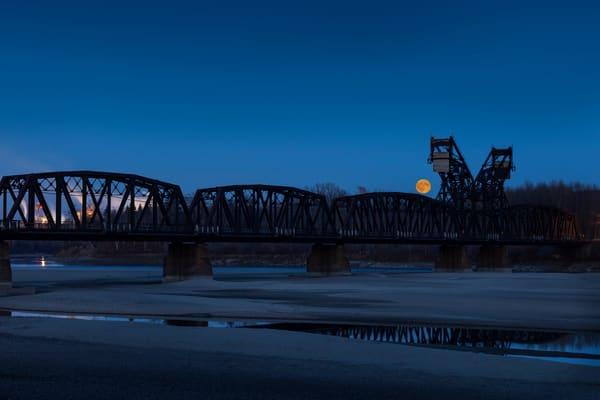 CN Train Bridge No 5 | Terrill Bodner Photographic Art