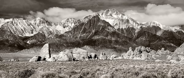 Lone Pine Peak  Eastside Of The Sierra Photography Art | Mary Edwards Photography