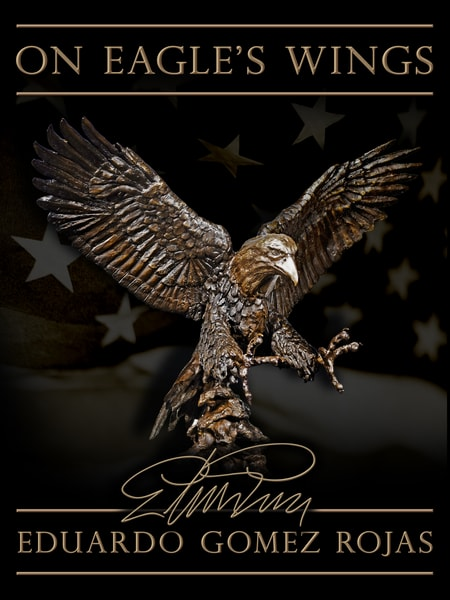 On Eagle's Wings - Poster