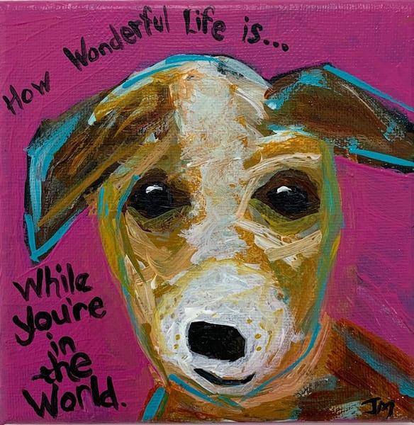 Little Dog Art | Friday Harbor Atelier