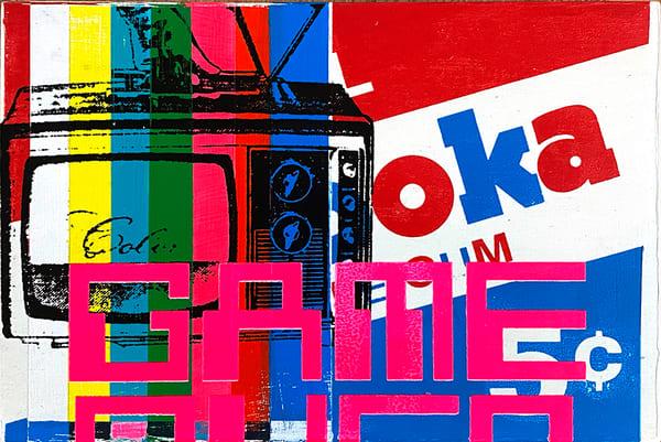 Bazooka Game Over Art | Jeff Schaller