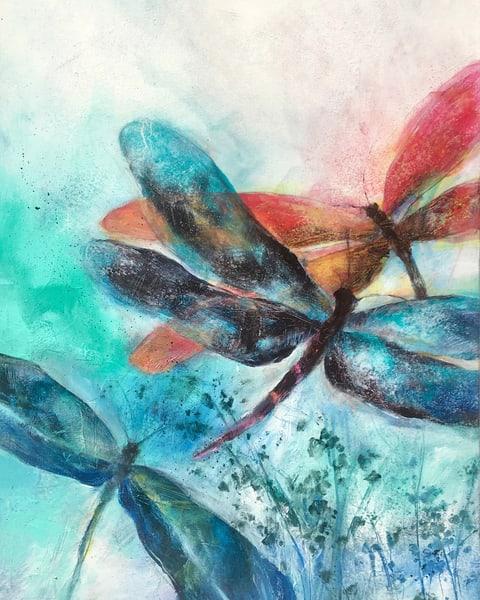 Lightness Of Being Art | Jen Singh Creatively