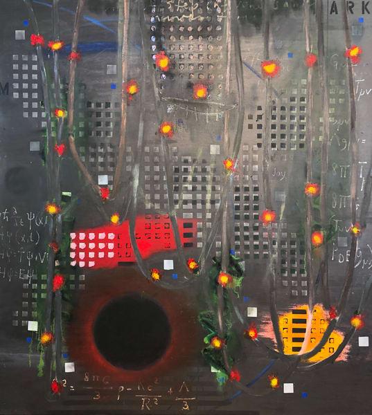 Dark Matter Art | Adam Shaw Gallery
