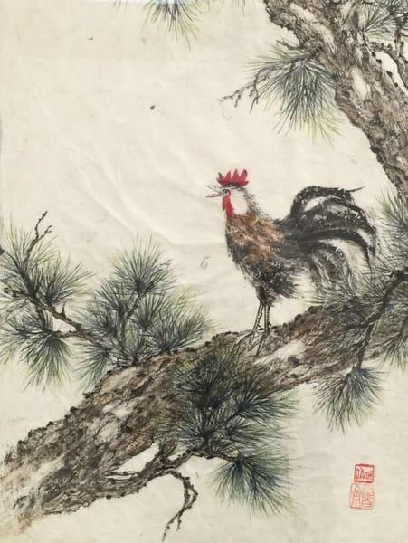 Rooster Art | donnadacuti