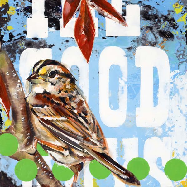 Good Guys Bird Art | Jeff Schaller