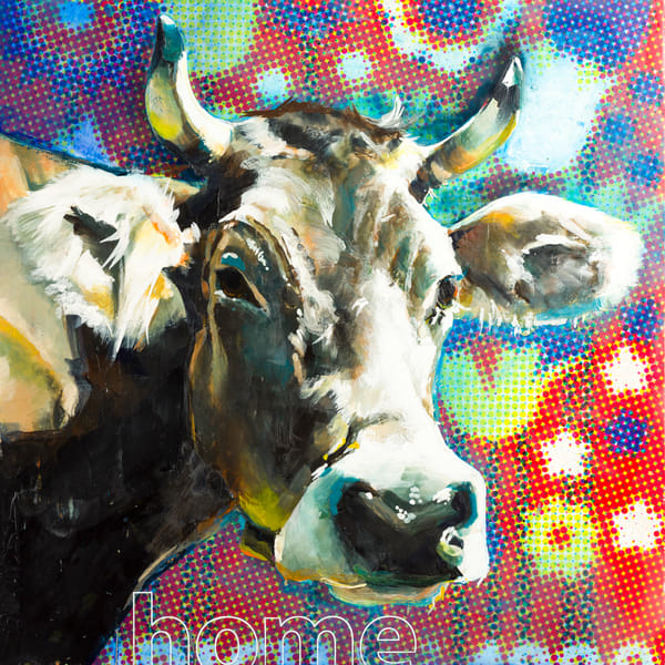 Cows Come Home Art | Jeff Schaller