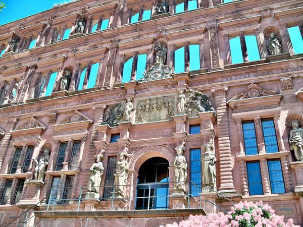 The Palace Art   Renee Bitinas Fine Art