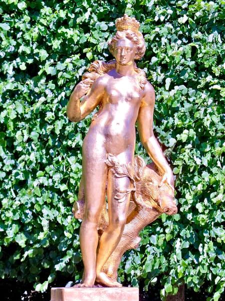Golden Girl Art   Renee Bitinas Fine Art