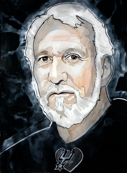 Coach Pop Art | William K. Stidham - heART Art