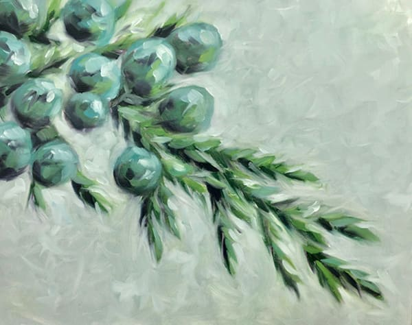 Juniper Berries Art | RPAC Gallery