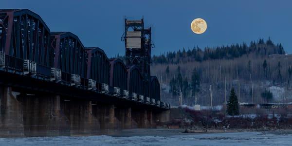 CN Train Bridge No 10 | Terrill Bodner Photographic Art