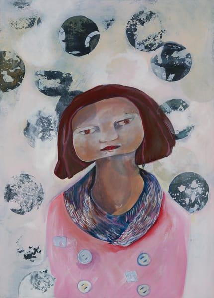 Unintentional. The Contemplative Self Series. Art | Mina Vancardo
