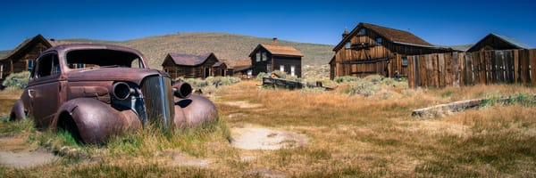 Ghosts Of Bodie Photography Art | Scott Krycia Photography