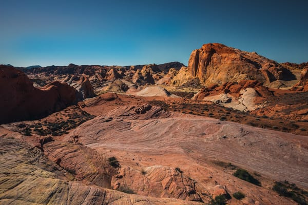 Valley Of Fire Photography Art | Scott Krycia Photography