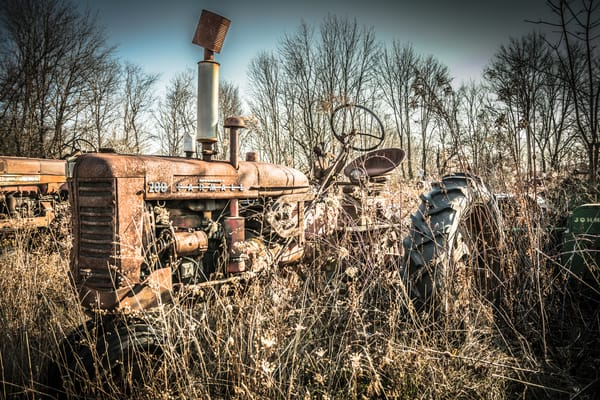 Farmall #3 Photography Art | Scott Krycia Photography