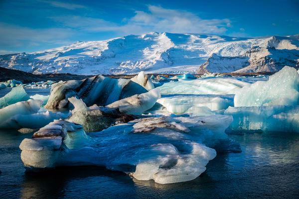 Ice Lagoon Photography Art | Scott Krycia Photography