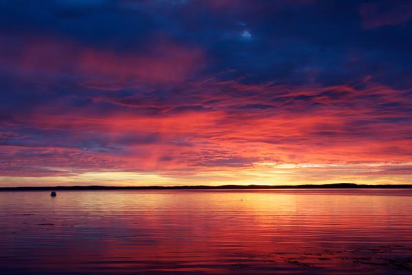 Hulls Cove Sunrise Photography Art | Scott Krycia Photography