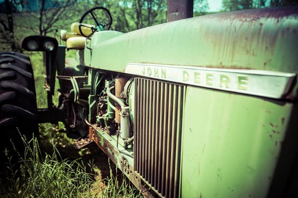John Deere #1 Photography Art | Scott Krycia Photography
