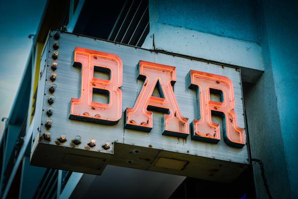 Bar Photography Art | Scott Krycia Photography