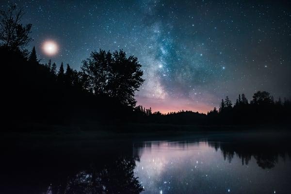 Moose Pond Photography Art | Scott Krycia Photography
