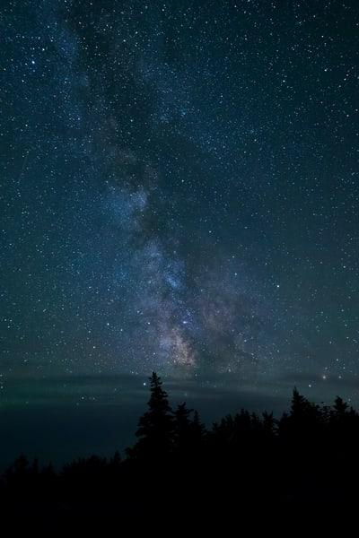Acadia Milkyway Photography Art | Scott Krycia Photography
