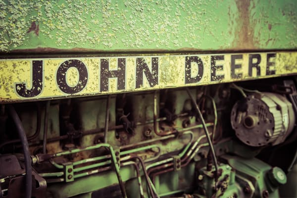 John Deere Photography Art | Scott Krycia Photography