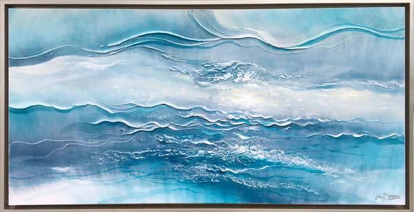 Ocean Rhythms Original Art | John Blowers Art