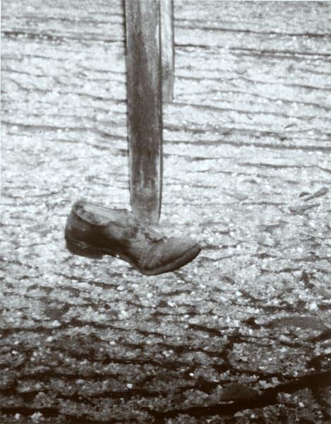 Ellis Island Unseen Ellis Shoe