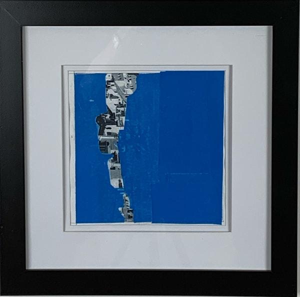 Santorini I Art | Julie Brown Art